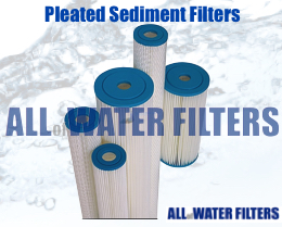 pleated-sediment-water-filter