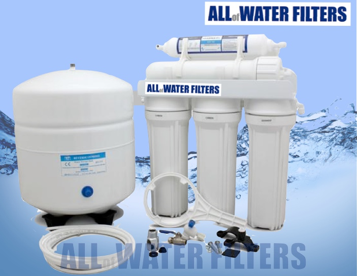 5-stage-reverse-osmosis-water-filter-system