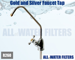 gold-and-silver-faucet-tap