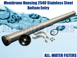 membrane-housing-2540-stainless-steel-bottom-entry