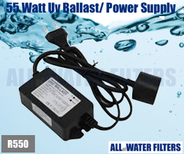 55-watt-uv-ballast-power-supply