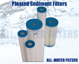 pleated-sediment-water-filters
